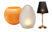 LED Candle Holders and Lamp Stands