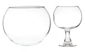 Bowl Cocktail Glasses