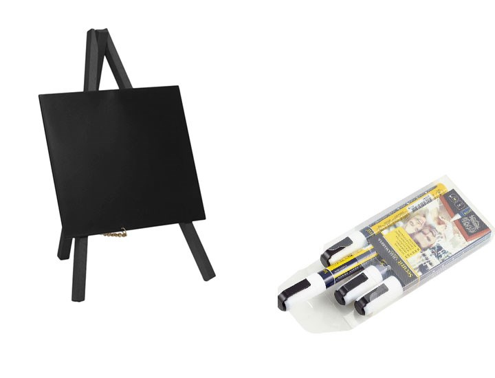 Chalk Boards Marker Pens & Accessories