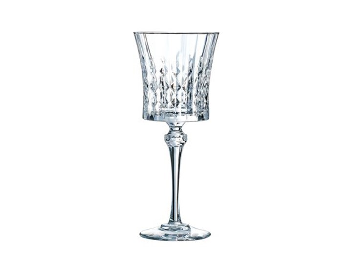 Lady Diamond Wine Glasses