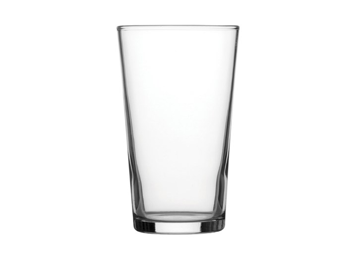 Conical Highball & Rocks Glasses