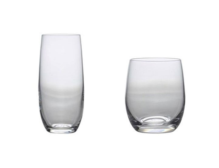 Gusto Highball & Rocks Glasses