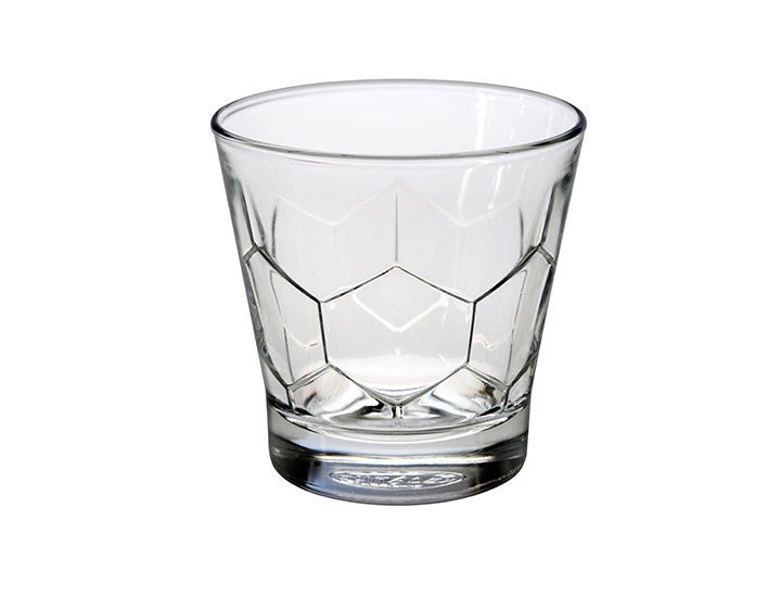 Honeycomb Highball & Rocks Glasses