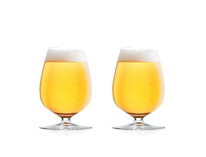 Beer Glasses Stemmed & Footed