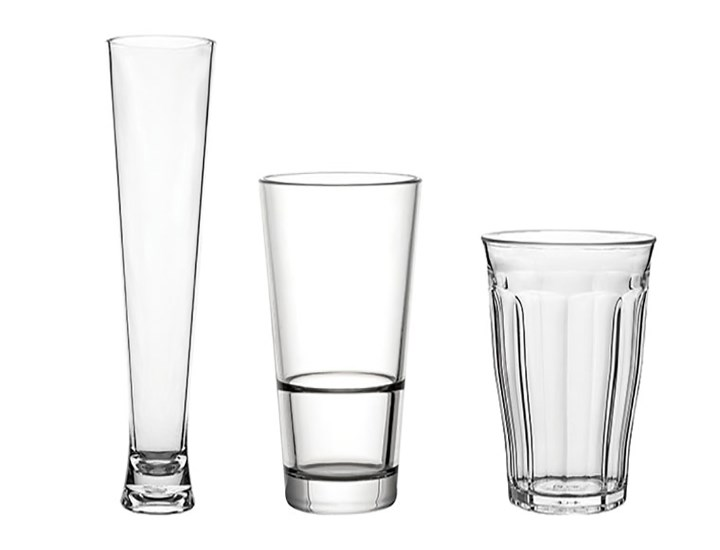 Beer Highball & Rocks Glasses