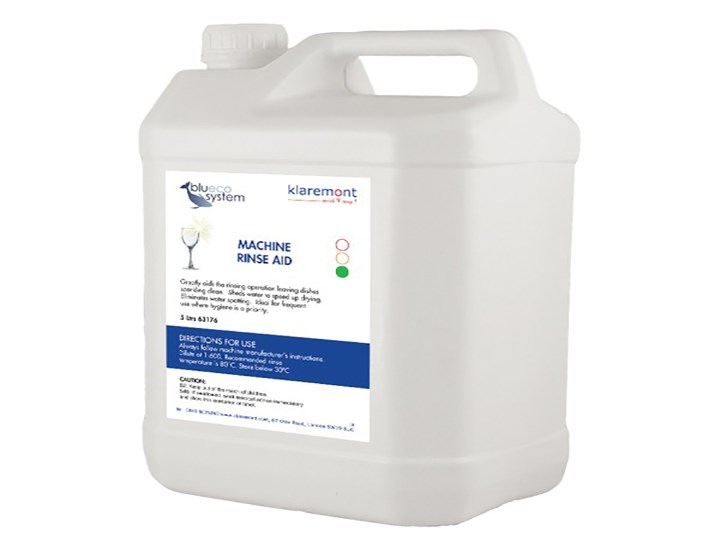 Rinse Aid For Glass & Dish Washers