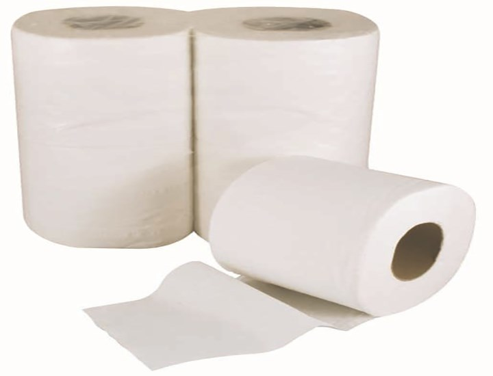 Traditional Toilet Rolls