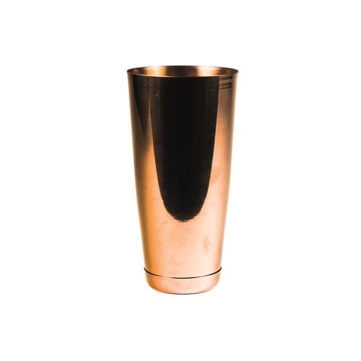 Copper Boston Cocktail Shaker Base 80cl (28oz)