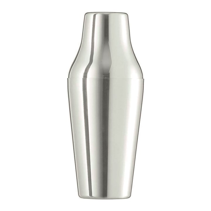 Polished Steel Parisian Cocktail Shaker 70cl (23.7oz)