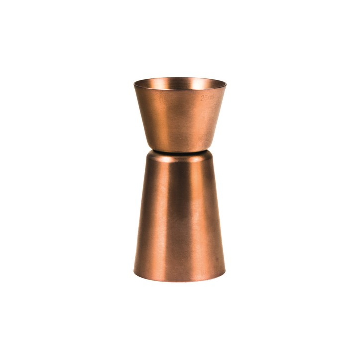 Copper Double Jigger 25/50ml