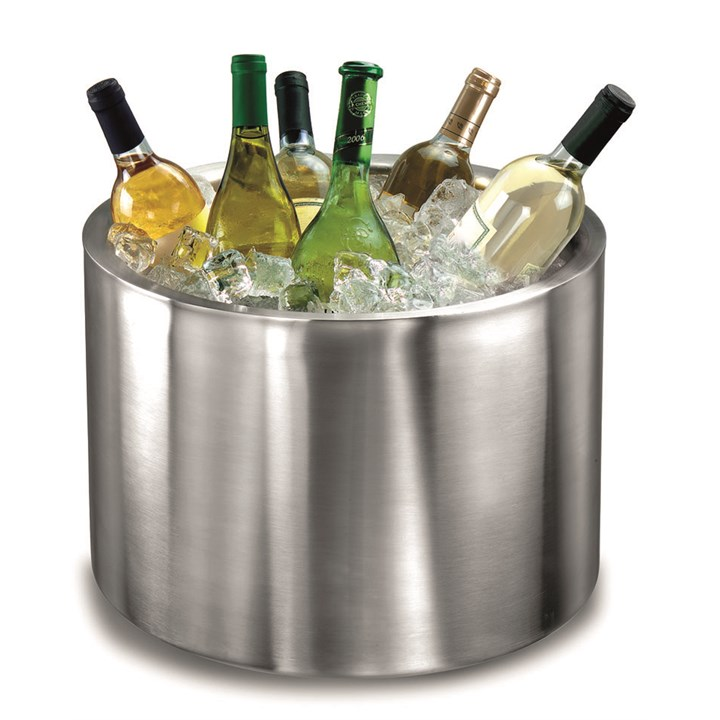 Extra Large Wine Cooler With Double Wall