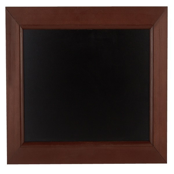 Wood Framed Black Board 60 x 80cm
