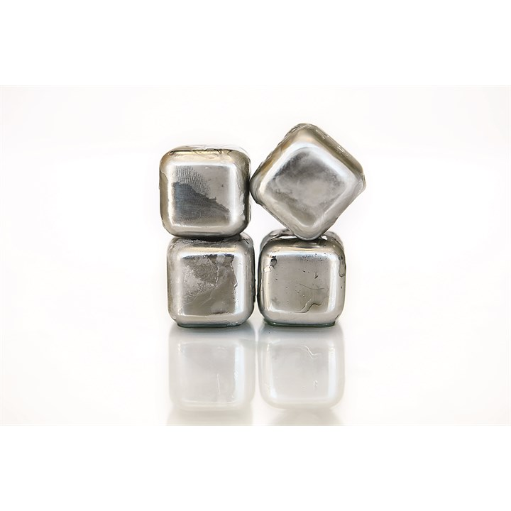Stainless Whiskey Cubes