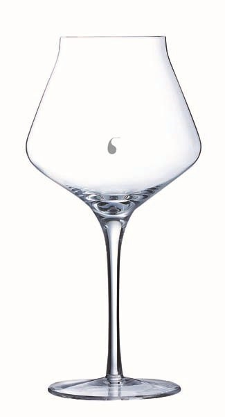 Reveal Up Stemmed Wine Glass 45cl (15.2oz) LCE/125ml