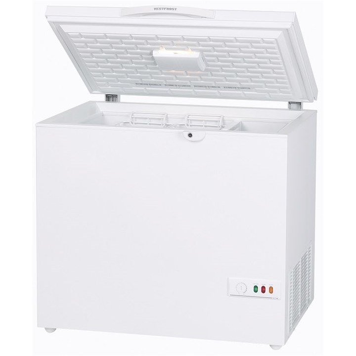 Freezer Chest White Vestfrost 187L