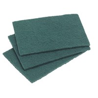 Extra Heavy Duty Green Scouring Pads