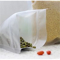 Food Bag Resealable Reusable Zip 20x30cm