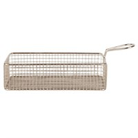 Stainless Steel Frying Basket 21x10x6cm