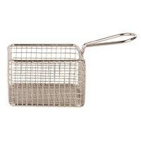 Stainless Steel Frying Basket 9.5x9.5x6cm