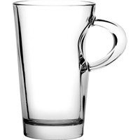 Latte Glass 25cl With Handle
