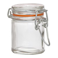 Preserving Jar with Clip Top Seal 5cl (1.7oz)