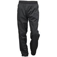Black Chef's Trousers Large