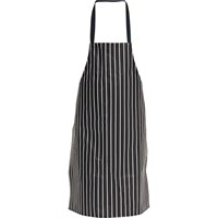 Striped PVC Butchers Apron