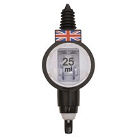 Optic GS With Push Back Lever Union Jack 25ml