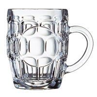 Dimple Beer Mug 57cl (20oz) CE 1 Pint
