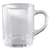 Bock Clear Mug  25cl (8.8oz)