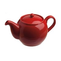 Red Teapot 25cl (8.7oz)