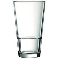 Toughened Stack Up Highball 29cl (10oz)