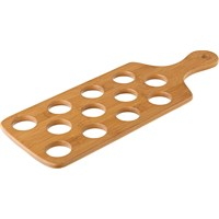 Wooden Paddle 12 Shots