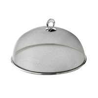 Food Cover Domed Stainless Steel 30cm