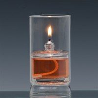 Oslo Oil Lamp With Protected Flame