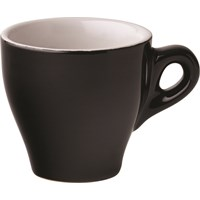 Black Espresso Cup 8cl (2.5oz)