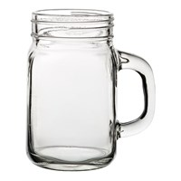Tennessee Handled Glass Cocktail Jar 43cl (15oz)