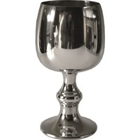 Pewter Tulip Goblet 30cl (10.5oz)