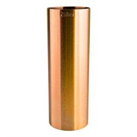 Thimble Measure 250ml Stamped Copper Plated