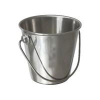 "Stainless Steel Serving Bucket 8.5cm (3.25"")"
