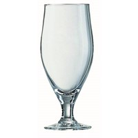 Cervoise Head First Beer Glass 32cl (11.25oz) LCE 1/2 Pint