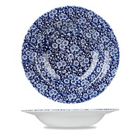 Willow Victorian Soup And Pasta Plate 24.9cm (9.8'')