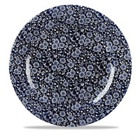 Willow Victorian Calico Plate 30.5cm (12'')