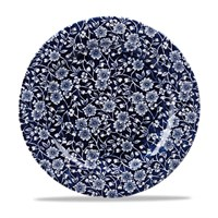 Willow Victorian Calico Plate 27.6cm  (10.86'')