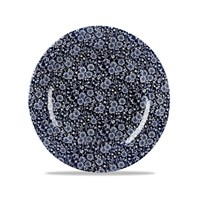 Willow Victorian Calico Plate 21cm  (8.26'')