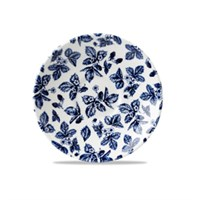 Blue Bramble Georgian Saucer 14.1cm (5.6'')