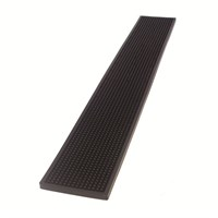 Black Strip Mat 70x10cm