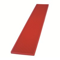 Red Strip Mat 70 x10cm