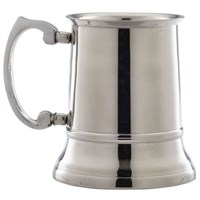 Steel Tankard 45cl (16oz)