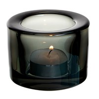 Black Chunky Nightlight Holder